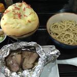 UMA TSUKEMEN - 極UMA MEGA海老つけ麺