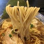 麺 昌まさ - 濃厚煮干中華そば  にょ〜ん( ´ ▽ ` )ノ