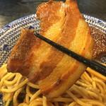 麺 昌まさ - 美味しいお肉ぅ( ´ ▽ ` )ノ