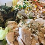 プティ・シャ - とりにくと山菜  ズーム