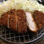 69804413 - 黒豚ロースとんかつ定食