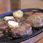 HAN'S - ステーキ&ハンバーグステーキ