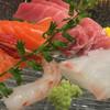 寿司割烹吾妻 - 料理写真:お造り