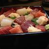 和食 隈家 - 料理写真:海鮮重  ご飯は普通の白飯