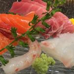 寿司割烹吾妻 - お造り