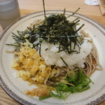 中村麺兵衛 - 大根おろし蕎麦