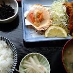 69806811 - 鰺フライ定食