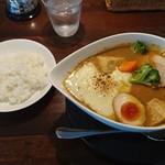 69807476 - カリ~ら~麺(756円)(チーズクーポン)