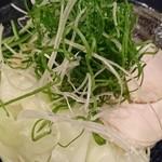 ばくだん屋 - 広島つけ麺並♪