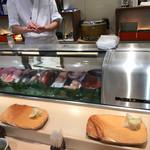 札幌シーフーズ - 新鮮ネタがたくさん