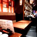 Italian BAR KIMURAYA - ◆テーブル席
