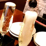 69809050 - ◆こぼれスパークリングワイン(グランレアレブリュット)