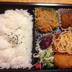 グリーンリーブスモール - 料理写真:幕の内弁当 350円