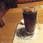 鎌倉パスタ - アイスコーヒー