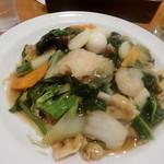 マーガレット - 広東焼麺(大)1180円