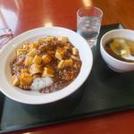東秀 - 麻婆丼
