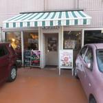 Cafe Koume - 外観