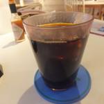 Cafe Koume - アイスコーヒー
