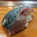 大和田鮨 - 大和田鮨(大分県別府市北浜)地魚にぎり 3000円・関さば