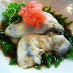 広起 - 酢牡蠣(2011年2月7日)