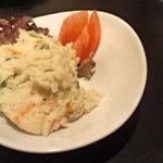 esora - ポテトサラダ