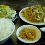 中華料理 聚仙閣 -