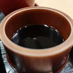 四季茶寮えど - 黒蜜アップ