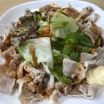 中華飯店響 - 白片肉  (ハイペンロー)