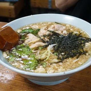 水車生そば - 料理写真:元祖鳥中華
