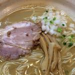 麺屋 むどう - 煮干し麺