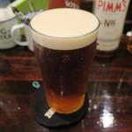 ビスポーク - ビール1