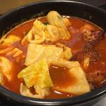 CoCo壱番屋 - スープで食べる ローストチキンと野菜のカレー