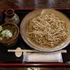 そば酒処 昌の屋 - 料理写真:もりそば(600円)