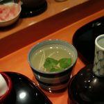 小笹寿し - 鯛のお吸い物