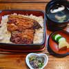 うな誠 - 料理写真:ランチうな重1,500円