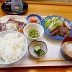 小料理 しゅん - 料理写真:この日のランチメニュー