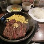 いきなり!ステーキ - ワイルドステーキ300g1350円