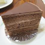 ぞうさんのケーキ屋 アン プティ エレファン - チョコレートケーキ