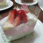 ぞうさんのケーキ屋 アン プティ エレファン - ひなまつりケーキ