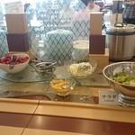 ル・ベール アスト店 - 野菜サラダ7,8種