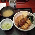 69821001 - 焼鳥丼(920円税込)