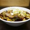 西町大喜 - 料理写真:中華そば 小 (並)