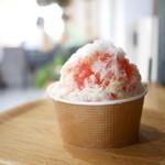 ハナ - 料理写真:夏いちご