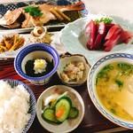 網元番屋 - かあちゃん定食(2017.7.9)