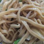 ジャンクガレッジ - 麺は極太縮れ(2017.6.13)