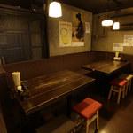 素揚げ酒場 パリパリ - 【2F】4~8名様用テーブル席