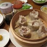 京味居 - 羊肉烧卖(羊肉焼売)
