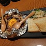 69828639 - ホタテカニ味噌マヨネーズ焼