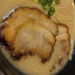 福島壱麺 - 豚骨ラーメン