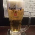 BACK9 - 生ビール
